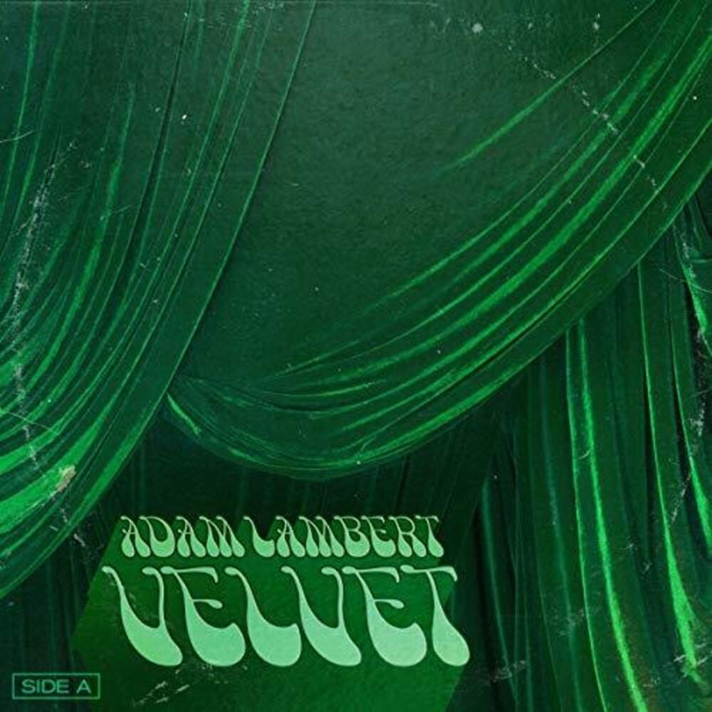 Adam Lambert - Velvet: Side A EP
