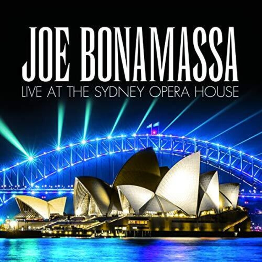 Joe Bonamassa - Live At The Sydney Opera House [LP]