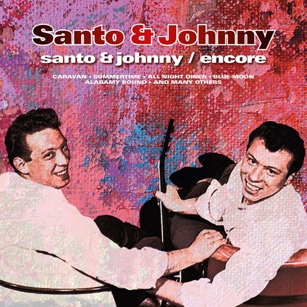 Santo & Johnny - Santo & Johnny / Encore (Hol)