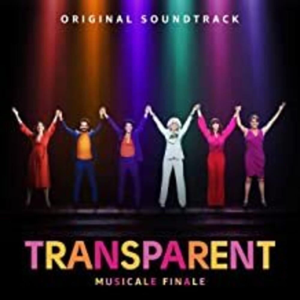 Various Artists - Transparent Musicale Finale (Original Soundtrack)