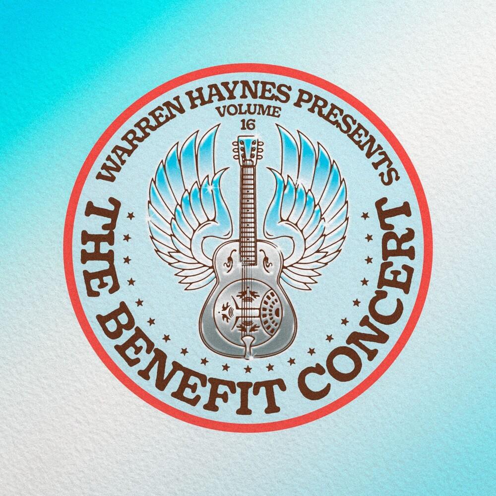 Warren Haynes - Warren Haynes Presents The Benefit Concert Vol. 16 [LP]