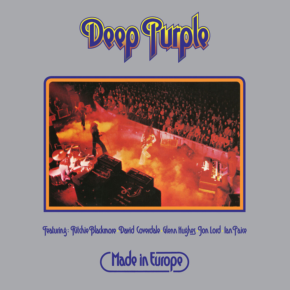 Deep Purple - Made In Europe [SYEOR 2020 Purple LP]