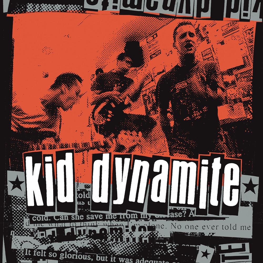 Kid Dynamite - Kid Dynamite (Blk) [Colored Vinyl] [Clear Vinyl]