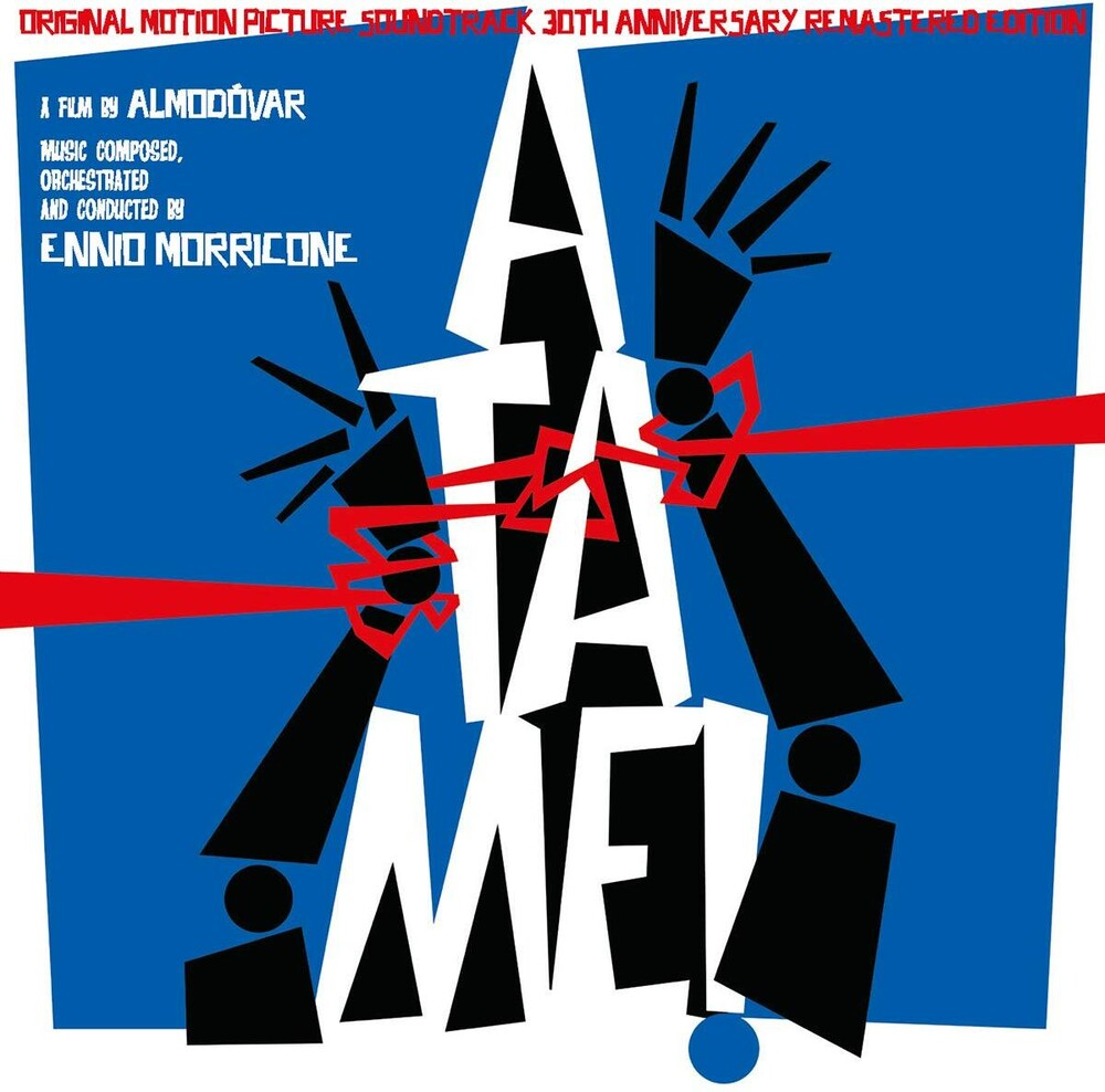 Ennio Morricone Ita - Atame / O.S.T. (Ita)