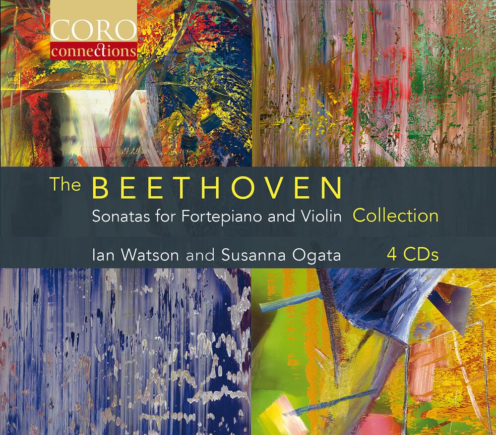 Ian Watson - Sonatas for Fortepiano & Violi