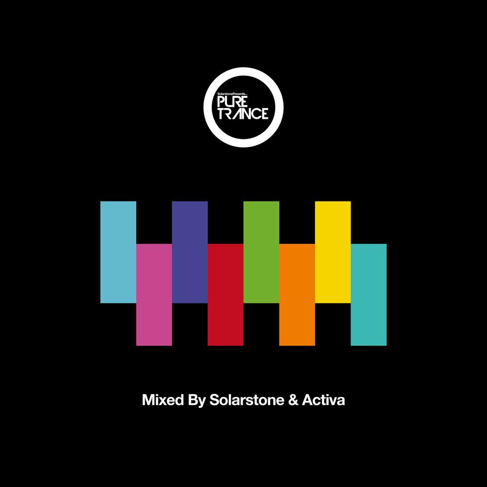 Solarstone & Activa - Pure Trance V8