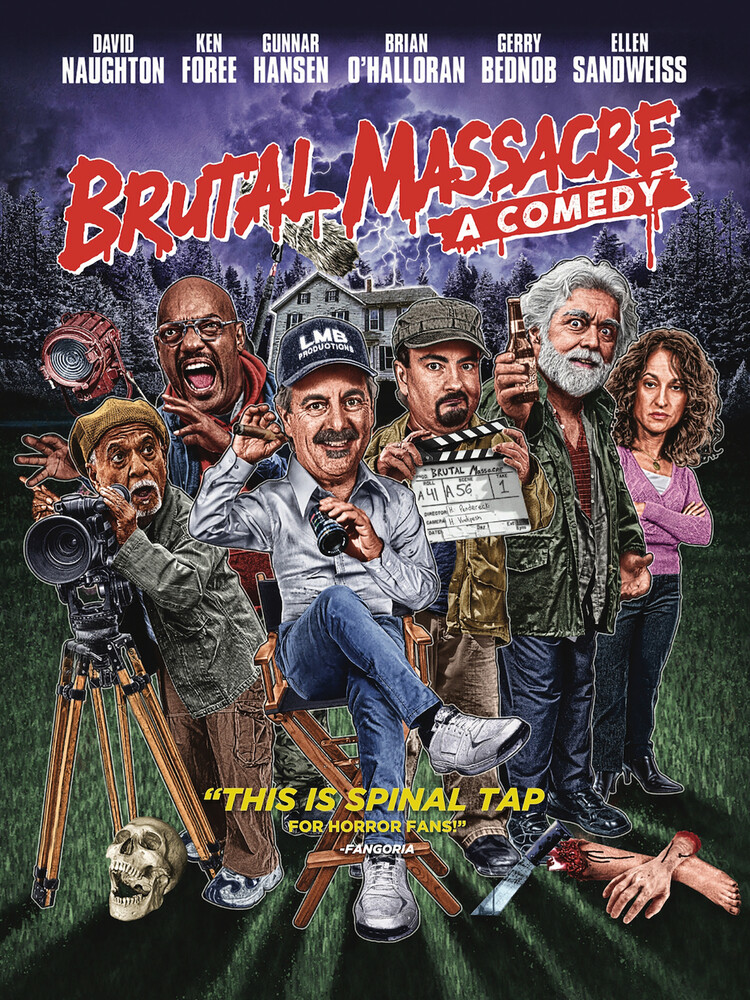 Brutal Massacre: A Comedy - Brutal Massacre: A Comedy (2pc) / (Can)