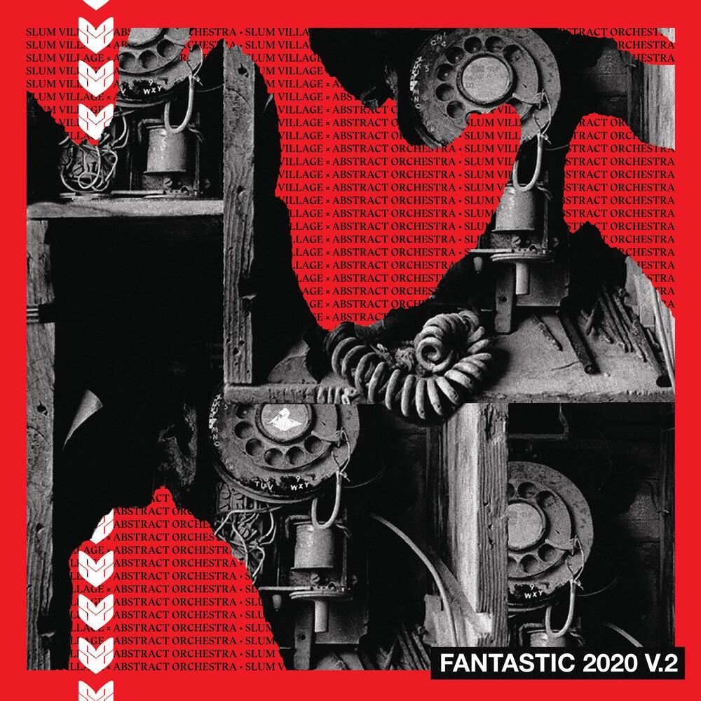 Slum Village & Abstract Orchestra - Fantastic 2020 2