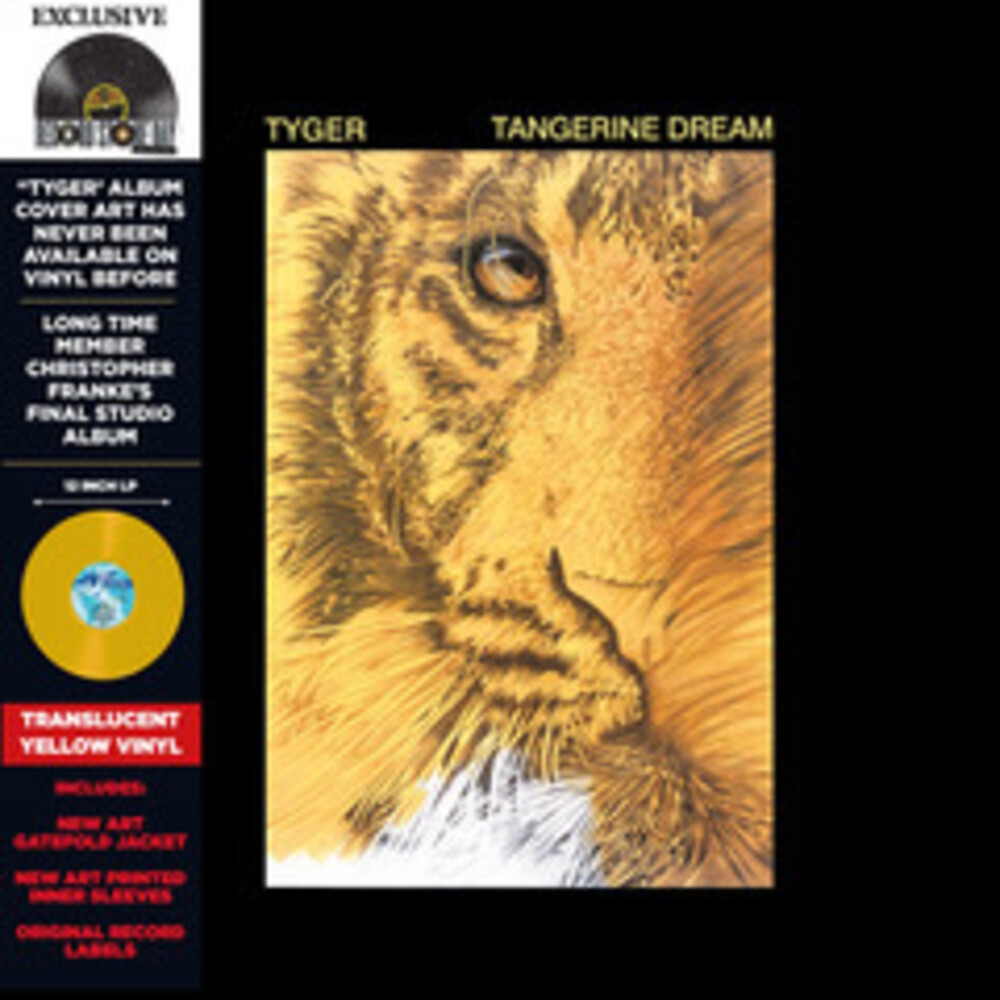 Tangerine Dream - Tyger [RSD Drops Aug 2020]
