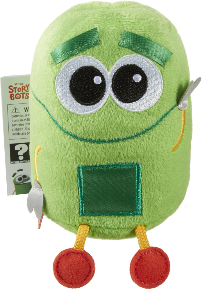 StoryBots - Fisher Price - Storybots Plush Assortment
