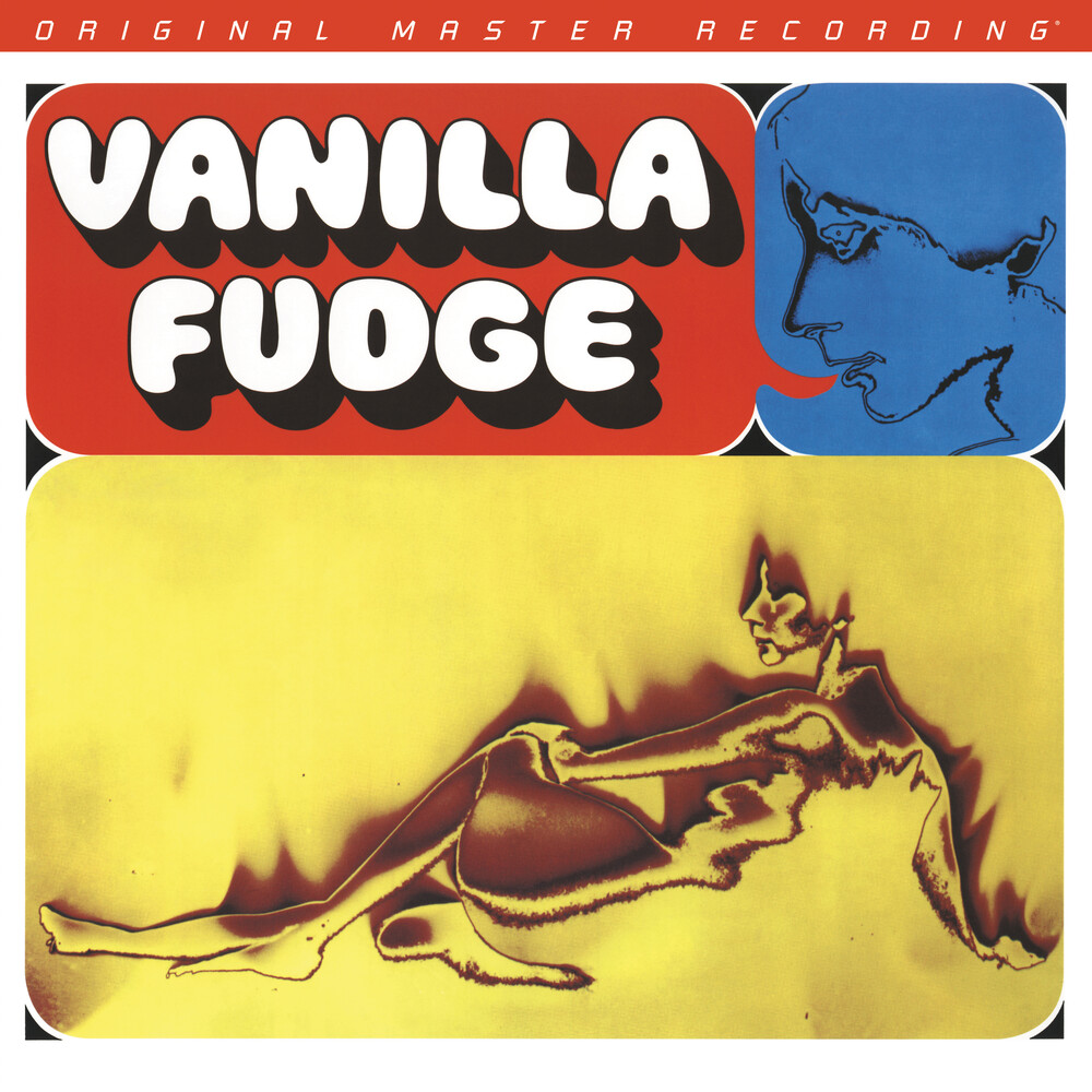 Vanilla Fudge - Vanilla Fudge (Hybr)
