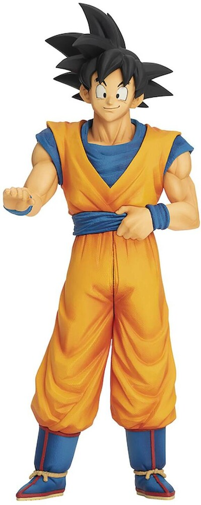 Banpresto - BanPresto Dragon Ball Z Ekiden Outward Son Goku Figure