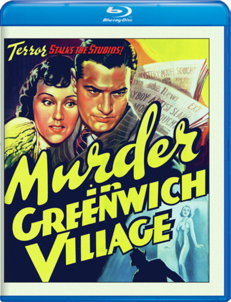 Murder in Greenwich Village - Murder in Greenwich Village