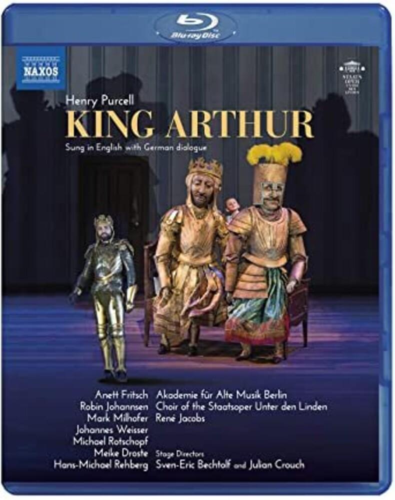 Martin Wright - King Arthur