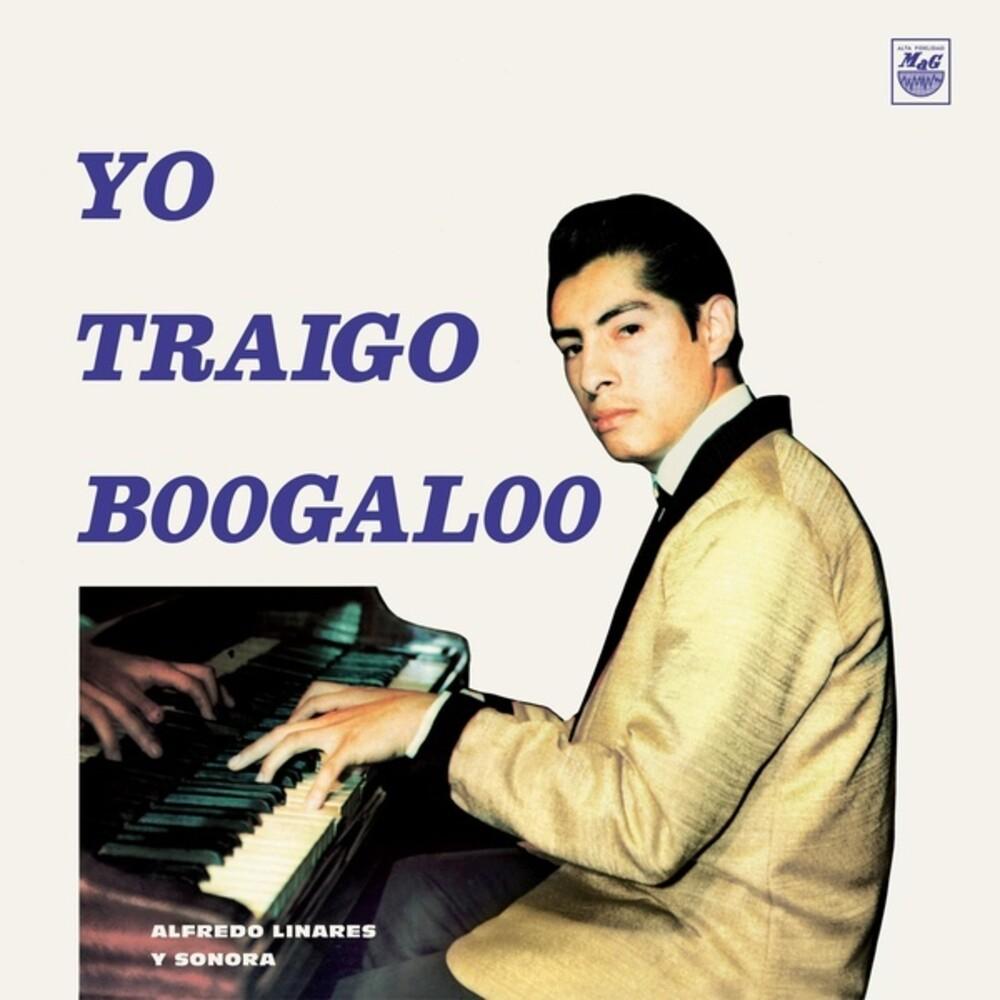 Alfredo Linares Y Su Sonora - Yo Traigo [RSD Drops Aug 2020]