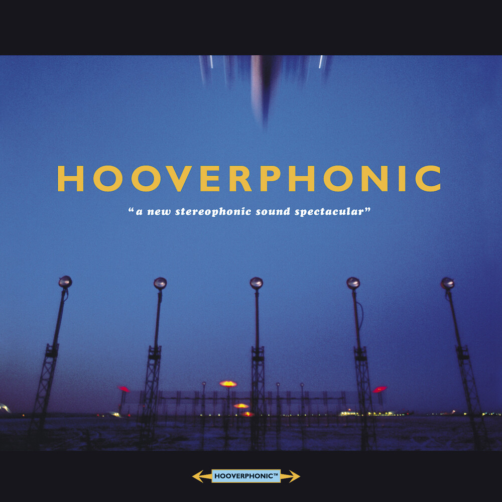 Hooverphonic - New Stereophonic Sound Spectacular (Hol)