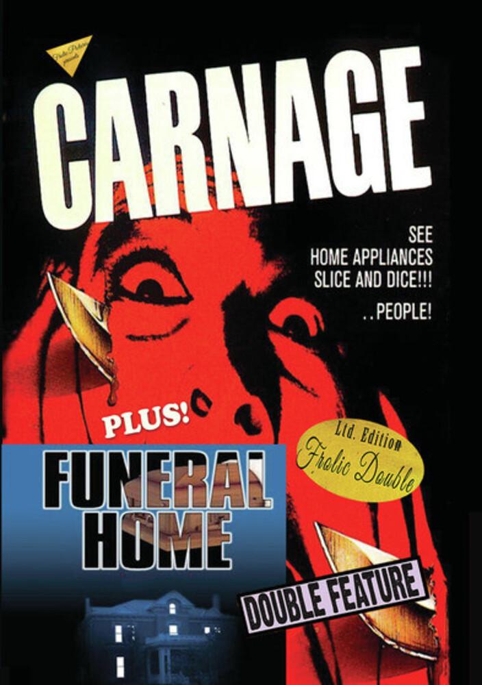Carnage / Funeral Home - Carnage / Funeral Home / (Mod)