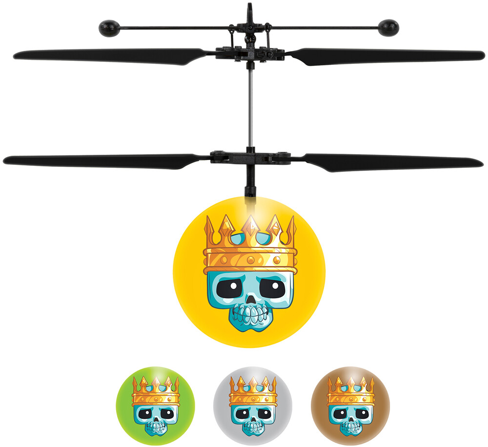 Ufo Flying Ball - Treasure X Mystery Box IR UFO Ball Helicopter