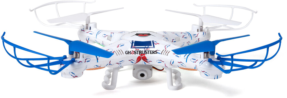 - Stay Puft 2.4GHz 4.5 Channel Video Camera RC Quadcopter (Ghostbusters)