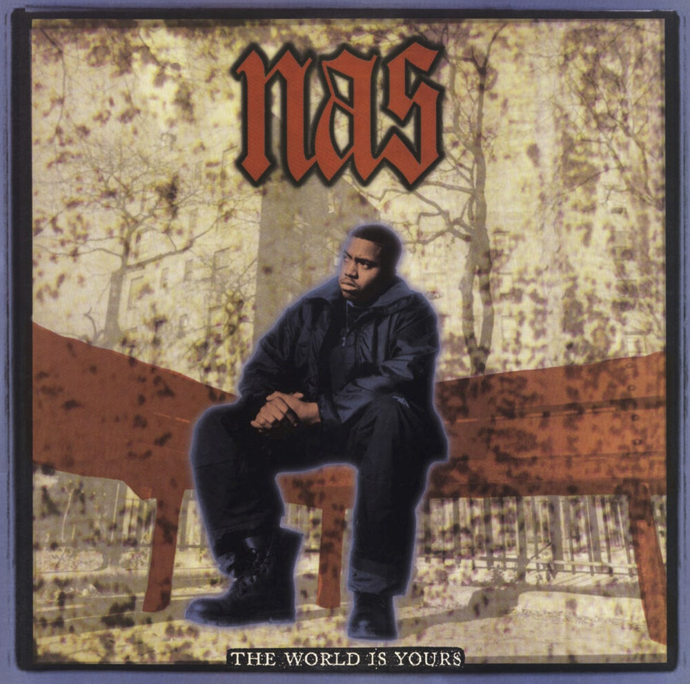 Nas - The World Is Yours [Vinyl Single]