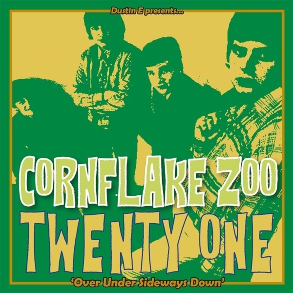 Dustin E Presents Cornflake Zoo Episode 21 / Var - Dustin E Presents Cornflake Zoo Episode 21 (Various Artists)