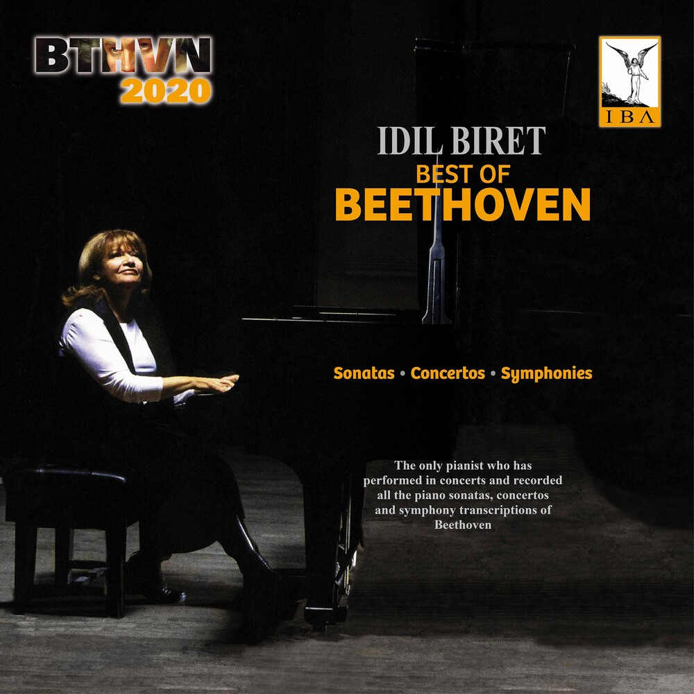 ?dil Biret - Best Of Beethoven (4pk)