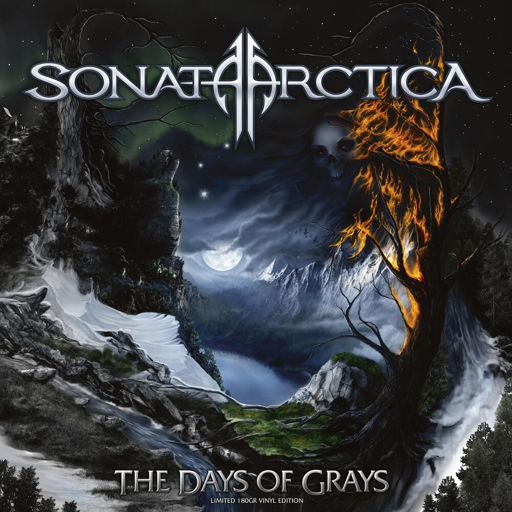 Sonata Arctica - Days Of Grays