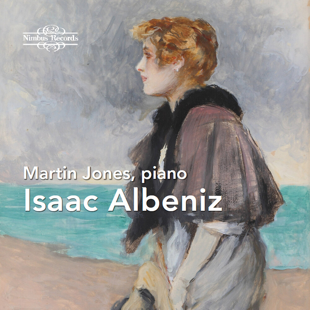 Albeniz / Jones - Piano Works (4pk)