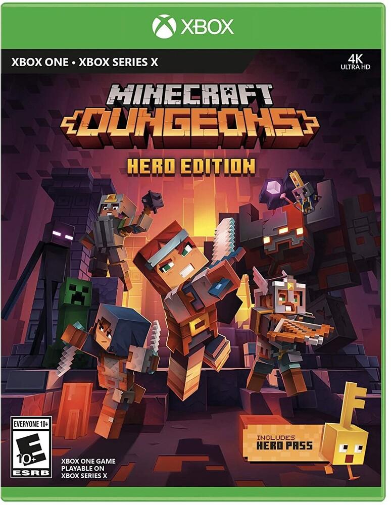 Xb1 Minecraft Dungeons - Minecraft Dungeons for Xbox One