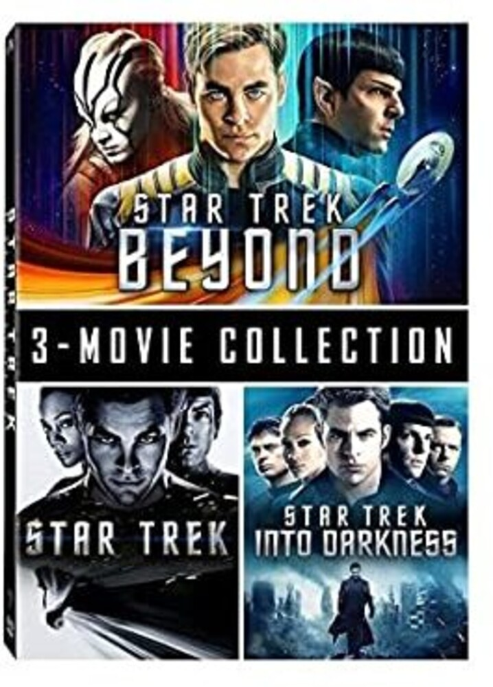 Star Trek Triple Feature - Star Trek: 3-Movie Collection