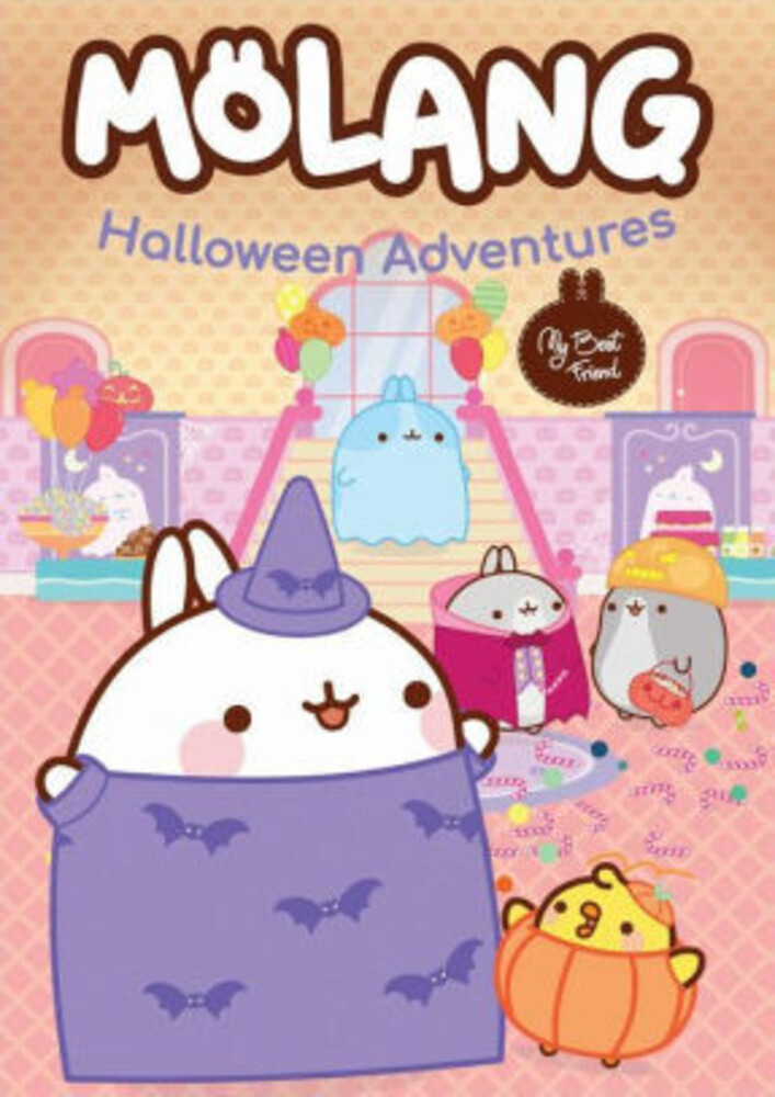 - Molang Halloween Adventures / (Ws)