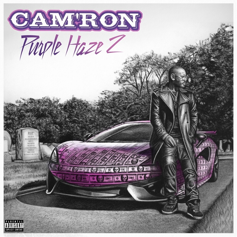 Camron - Purple Haze 2