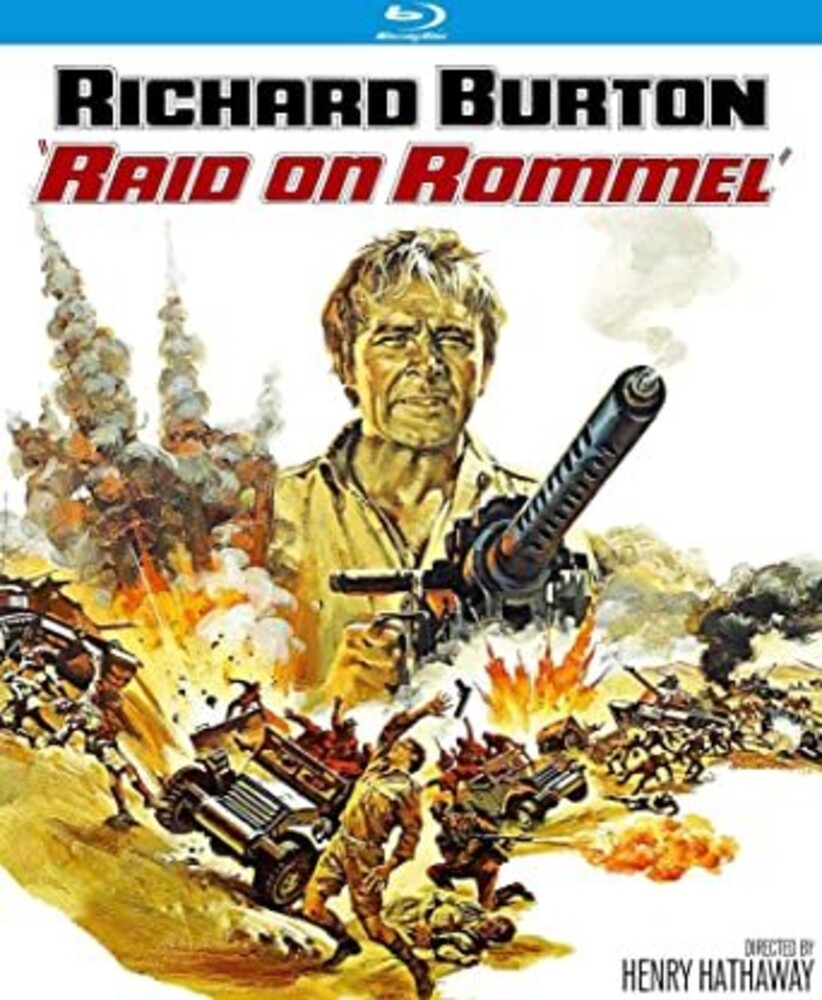 - Raid On Rommel (1971)