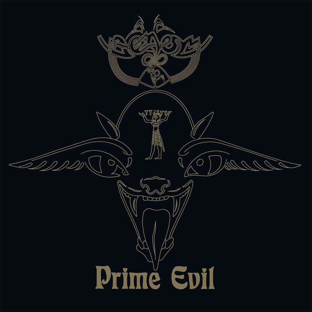 Venom - Prime Evil (Pict) (Uk)