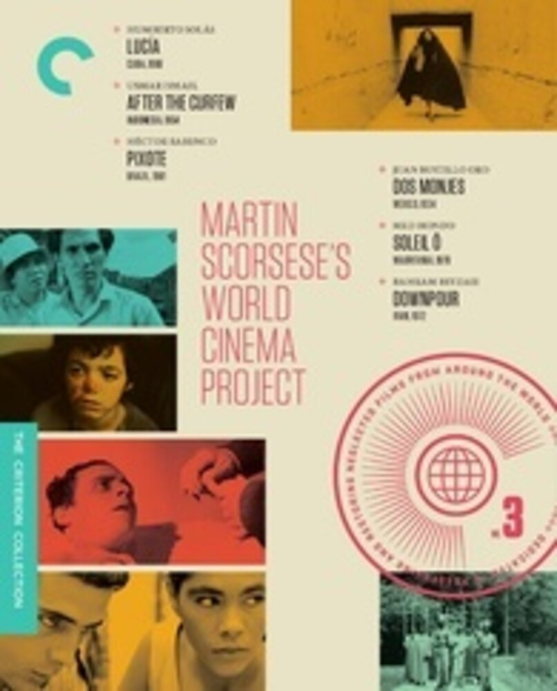 - Criterion Collection: Martin Scorsese's World Cine
