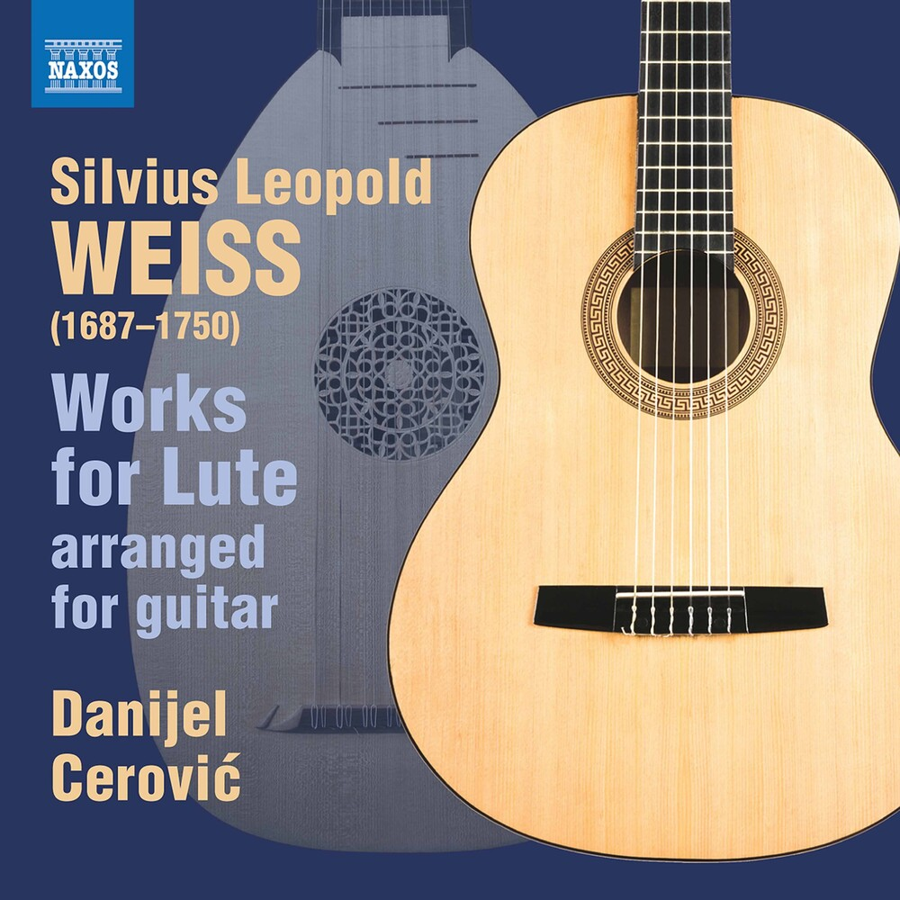Weiss / Cerovic - Works For Lute