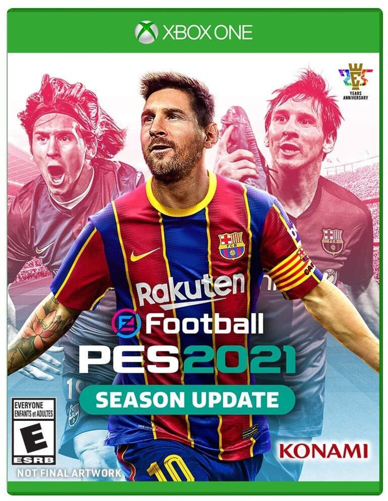 Xb1 Efootball Pro Evolution Soccer 2021 - eFootball Pro Evolution Soccer 2021 for Xbox One