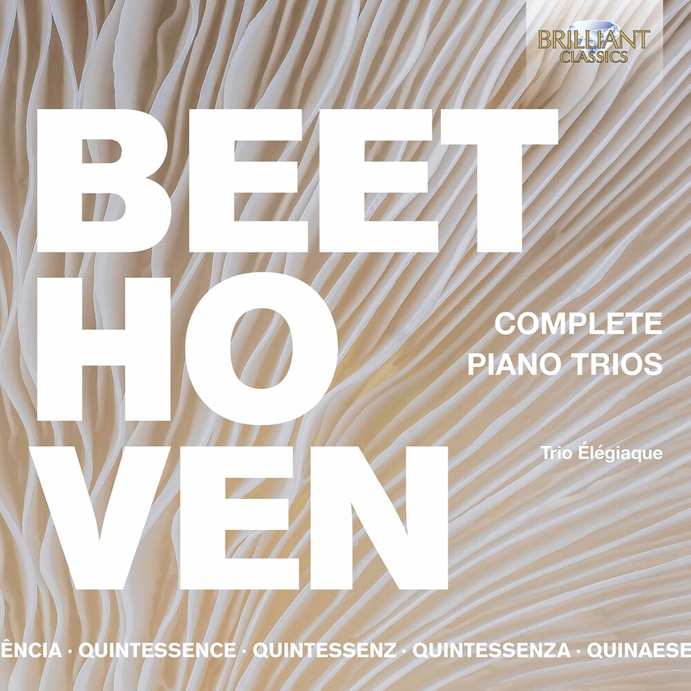 Beethoven / Trio Elegiaque - Quintessence Beethoven (Box)