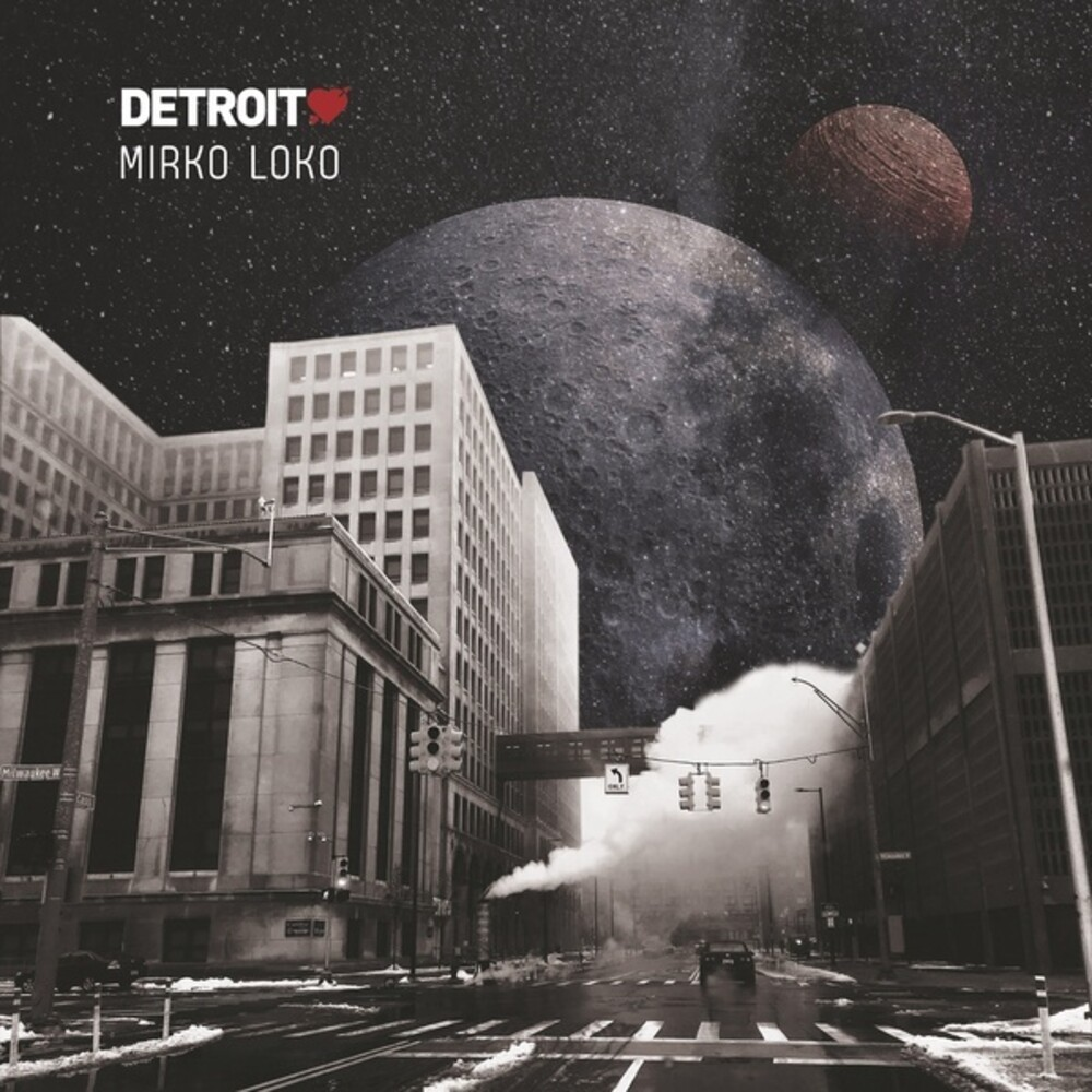 Mirko Loko - Detroit Love 4 (W/Cd) (2pk)