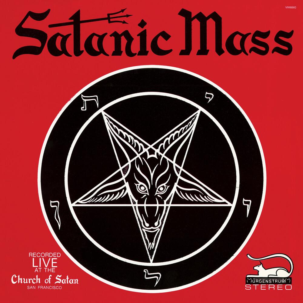 Anton Lavey - Satanic Mass