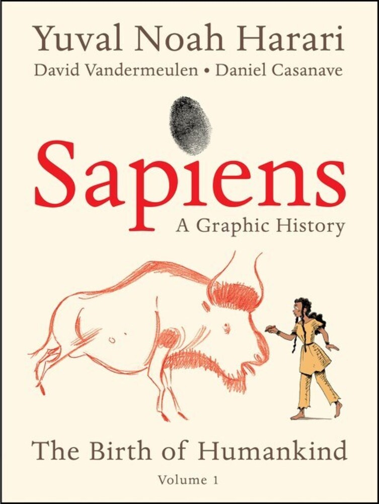 - Sapiens: A Graphic History : The Birth of Humankind, Vol. 1