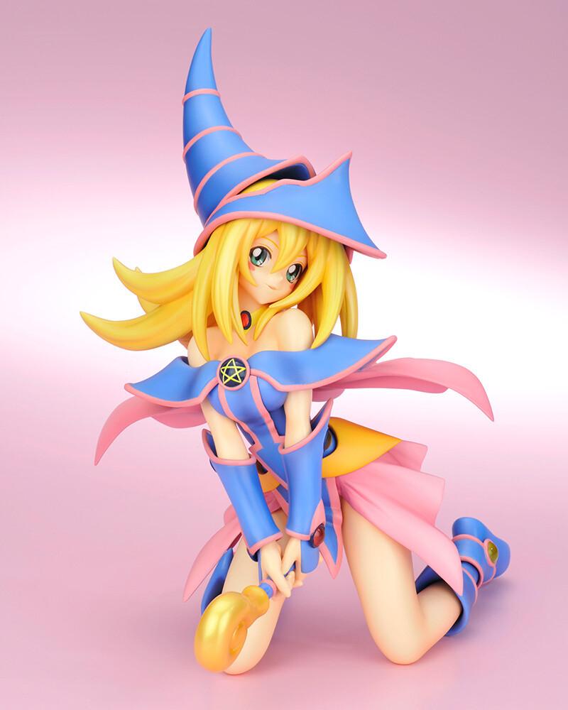 Yu-Gi-Oh! - Dark Magician Girl - Kotobukiya - Yu-Gi-Oh! - Dark Magician Girl