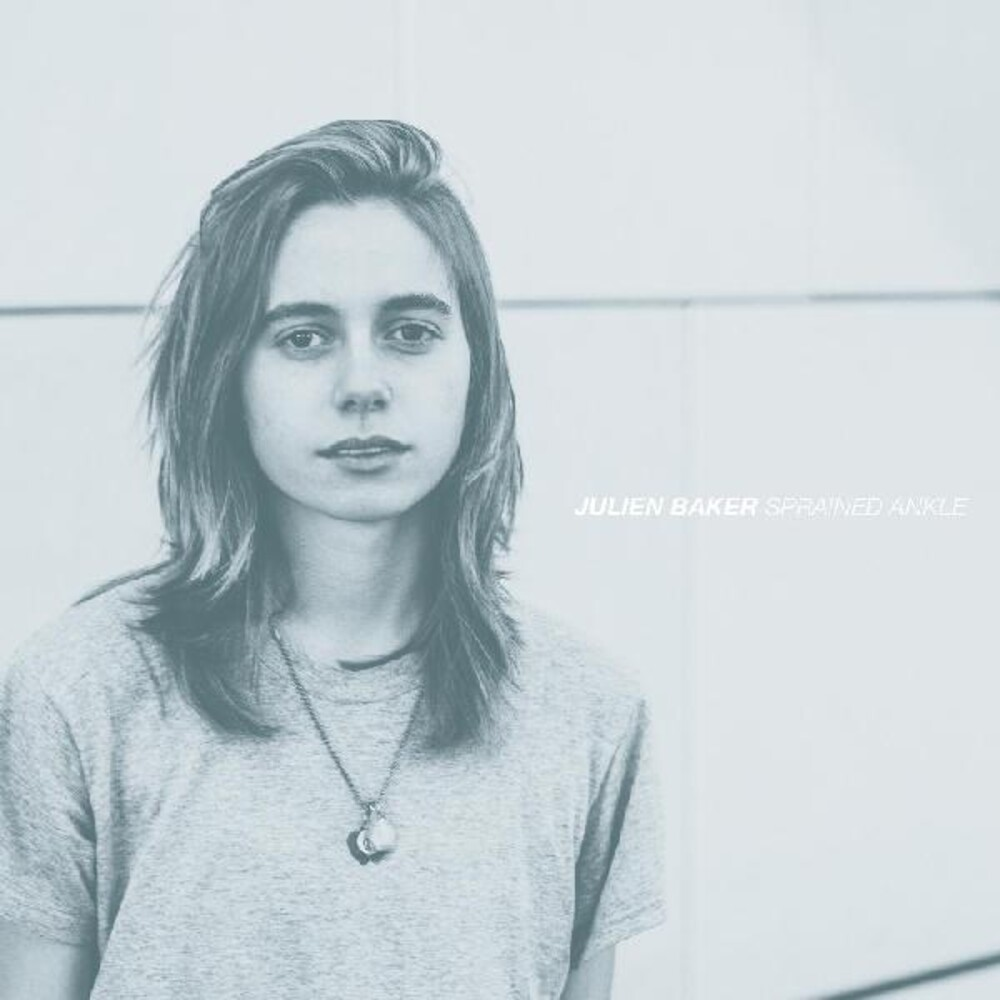 Julien Baker - Sprained Ankle [Indie Exclusive Limited Edition Clear LP]