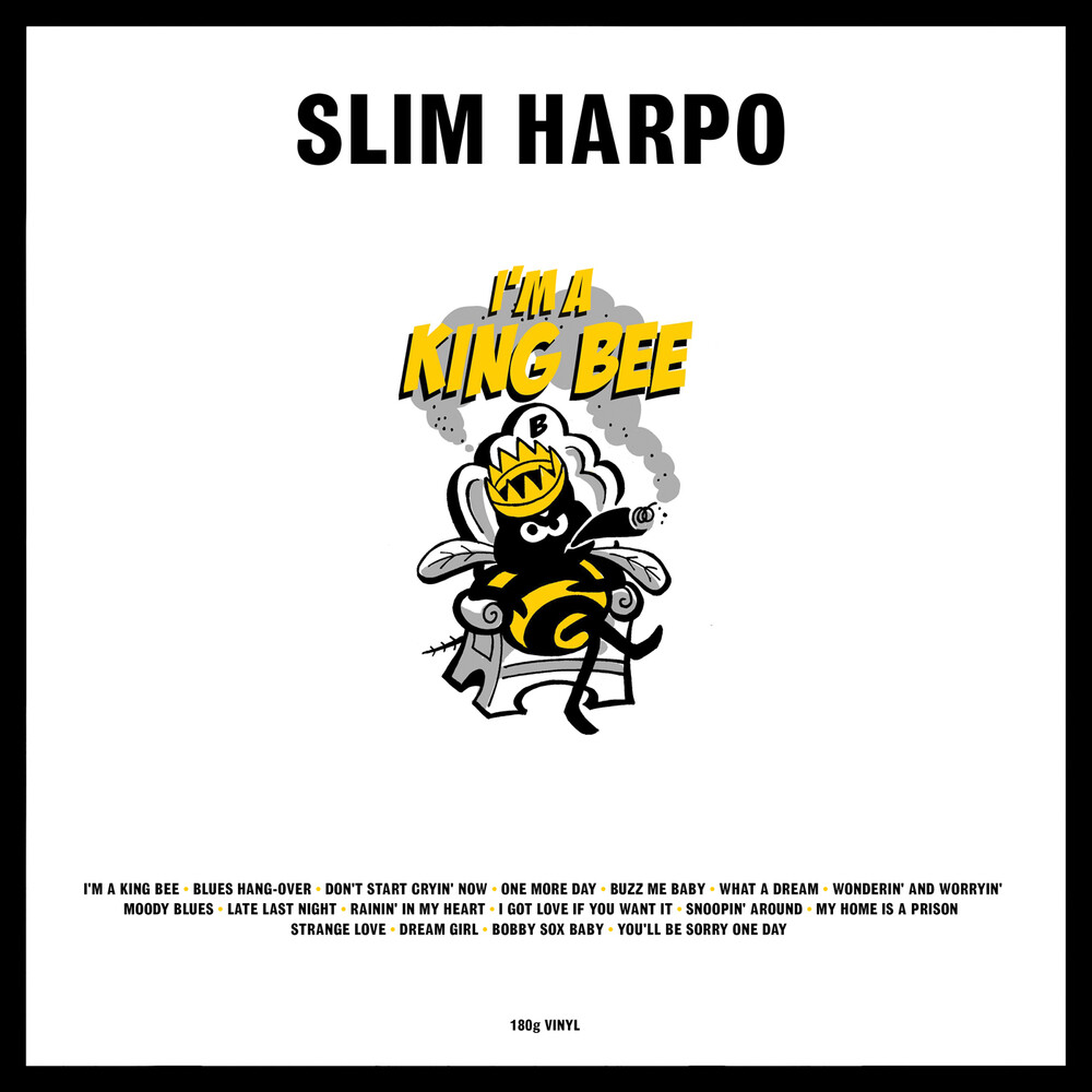 Slim Harpo - I'm A King Bee (Ogv) (Uk)