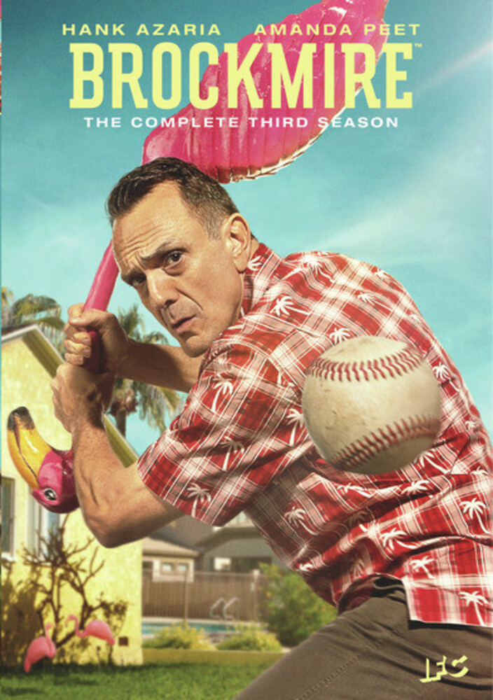 Brockmire: Seasons 3 - Brockmire: Seasons 3 / (Mod Dol)