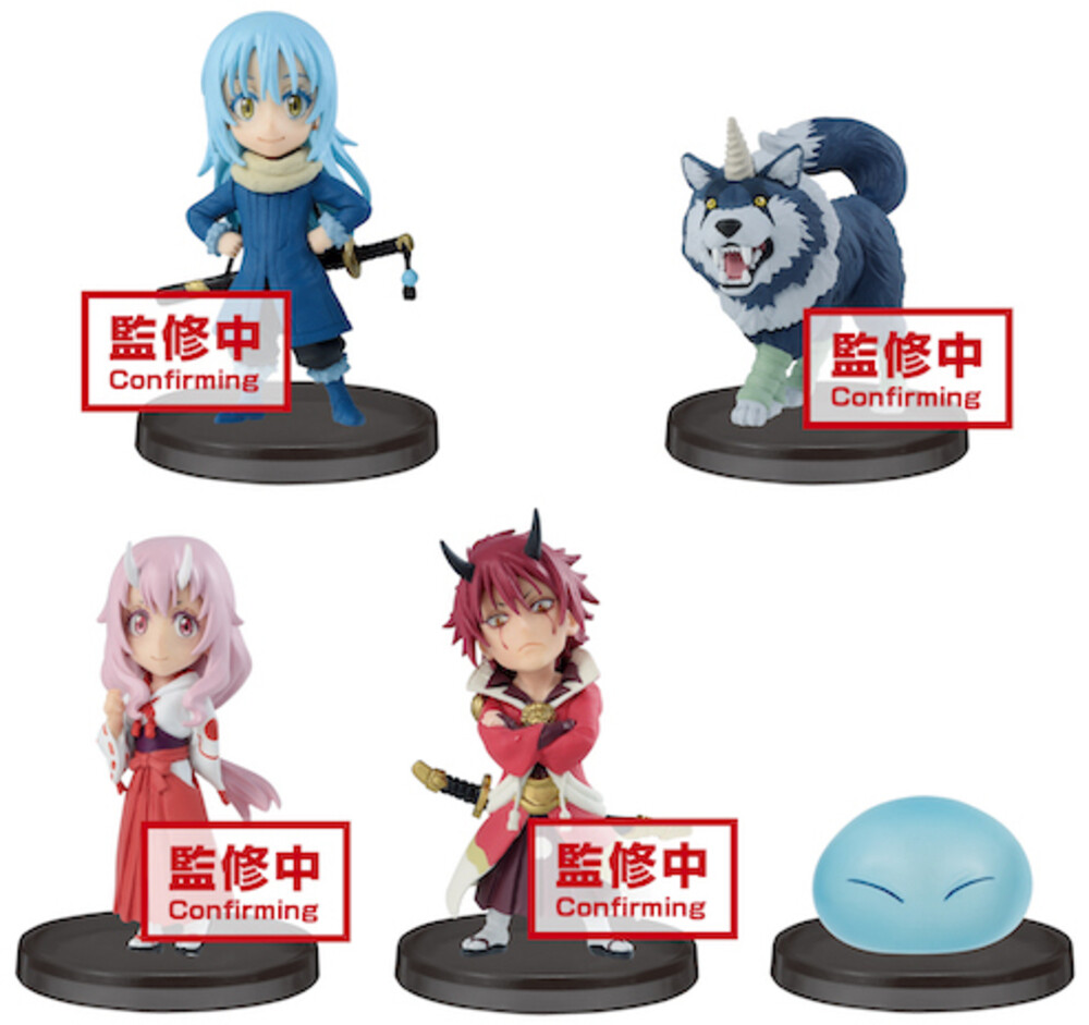 Banpresto - BanPresto - That Time I Got Reincarnated As a Slime Collectible Figure(One Assorted Figure)