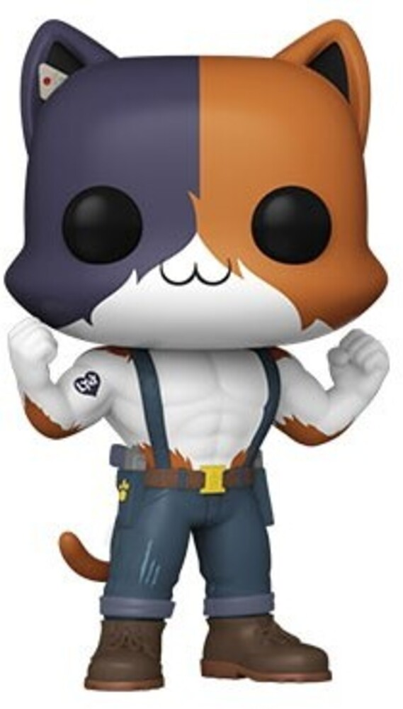 - FUNKO POP! GAMES: Fortnite- Meowscles