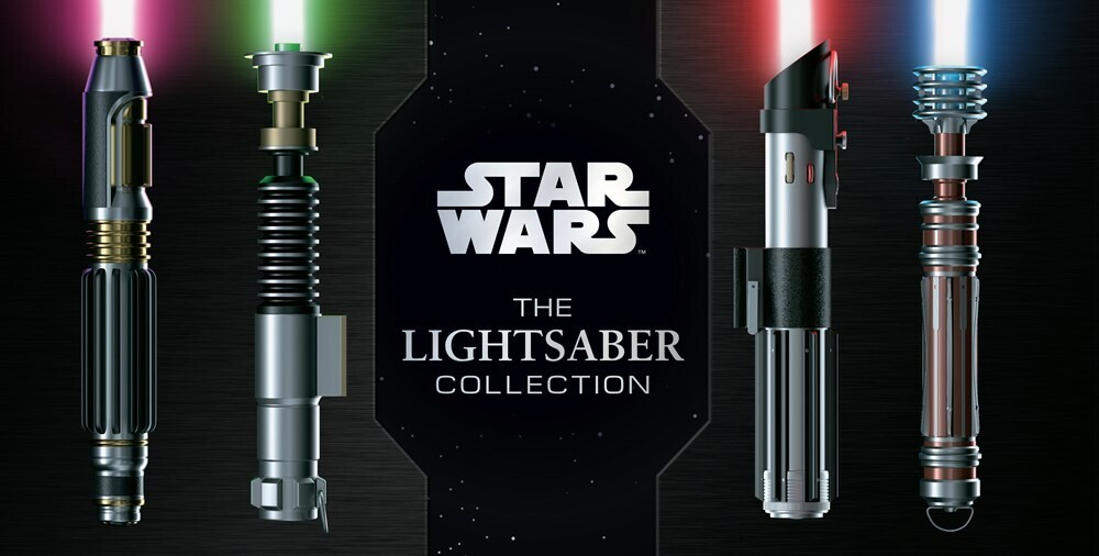 - Star Wars: The Lightsaber Collection