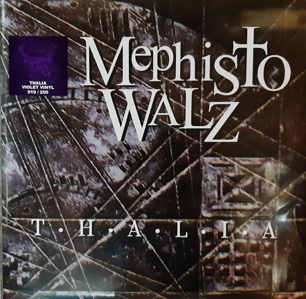 Mephisto Walz - Thalia [Colored Vinyl] [Limited Edition] (Viol)
