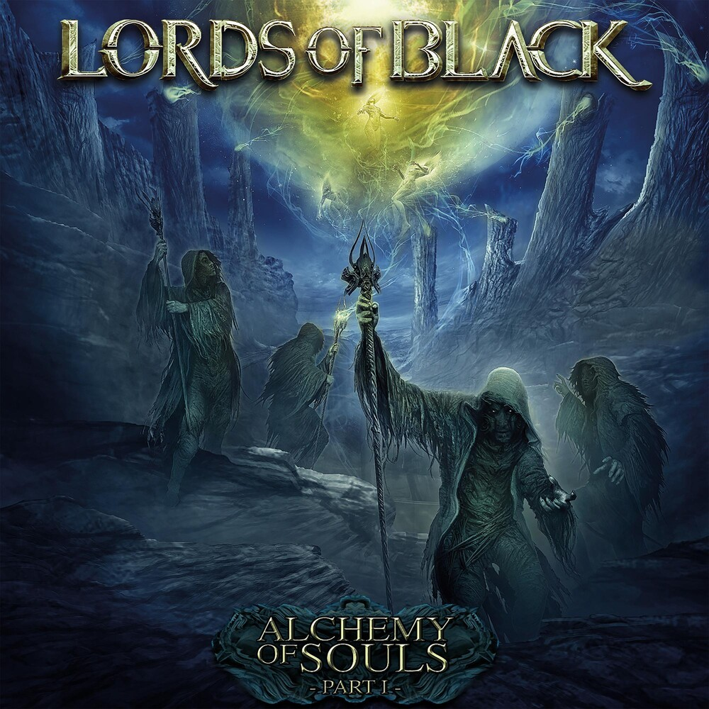 Lords of Black - Alchemy Of Souls Pt. I